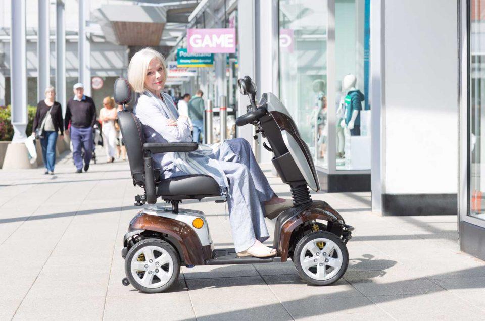 Scooter Eléctrico = Movilidad Urbana