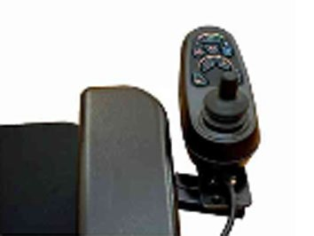 Panel de control auxiliar de K-Activ