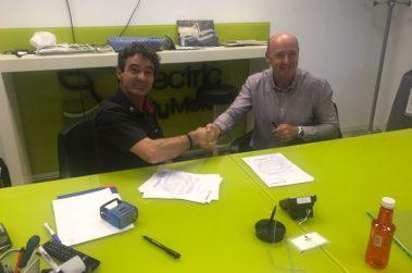 Renovación del contrato de Electric City Motor como distribuidor oficial de Kymco Healthcare Limited Para España y Portugal